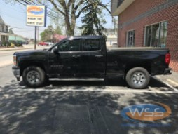 Chevy Silverado Window Tint