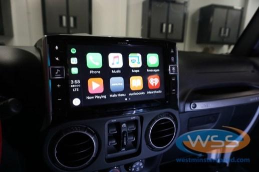 Jeep Wrangler Technology