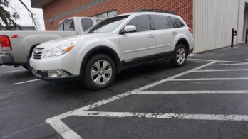 Reisterstown Client Gets Sony Upgrade for 2011 Subaru Outback