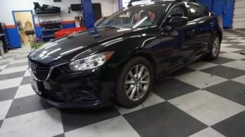 2014 Mazda 6 Gets Sony XAV-AX5000 CarPlay & Camera Upgrade