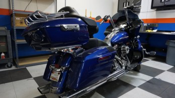 2014 Harley-Davidson Road Glide Rescue for Frederick Client