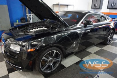 Rolls-Royce Paint Protection