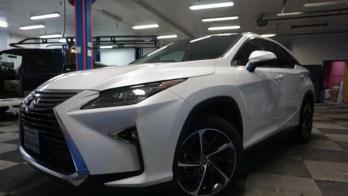 3M Scotchgard Pro Paint Protection Film Protects 2019 Lexus RX450H