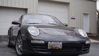 Radar and Lidar Protection for Glenwood Porsche 911 C4S