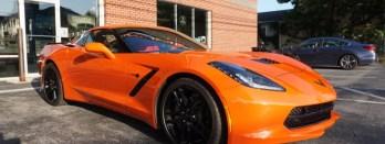 Corvette Protection