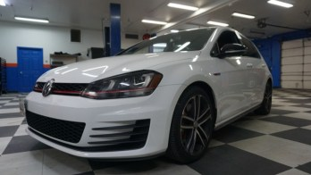 Elegant Audio Upgrade for Mount Airy Golf GTI