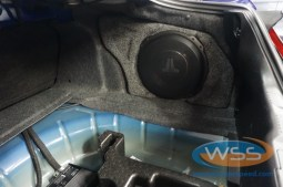 Mustang Stereo Upgrade
