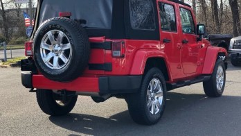 Audio System Upgrade for Westminster Jeep Wrangler