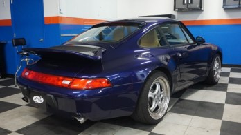 Radio, Amp and Speaker Upgrade for Columbia Porsche 911