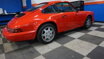 York Client Upgrades Porsche 911 Carrera 4 Audio System