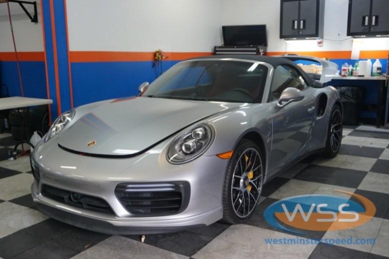 Porsche Upgrade