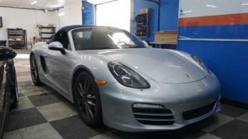 Premium Sound System Upgrade for Charlottesville Porsche Boxster
