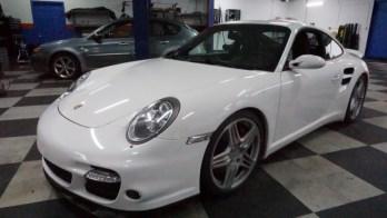 Timonium Porsche 911 Turbo Stereo System Upgrade