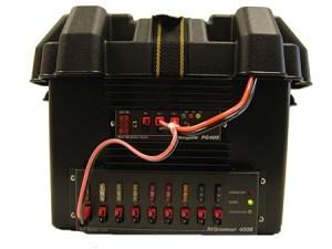 West Mountain Radio  DCtoGO Battery Box wRIGrunner & Super PWRgate