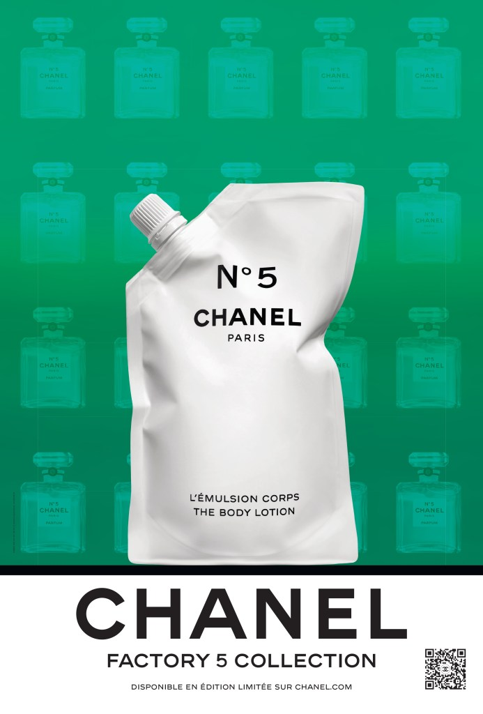 CHANEL Factory 5 Collection