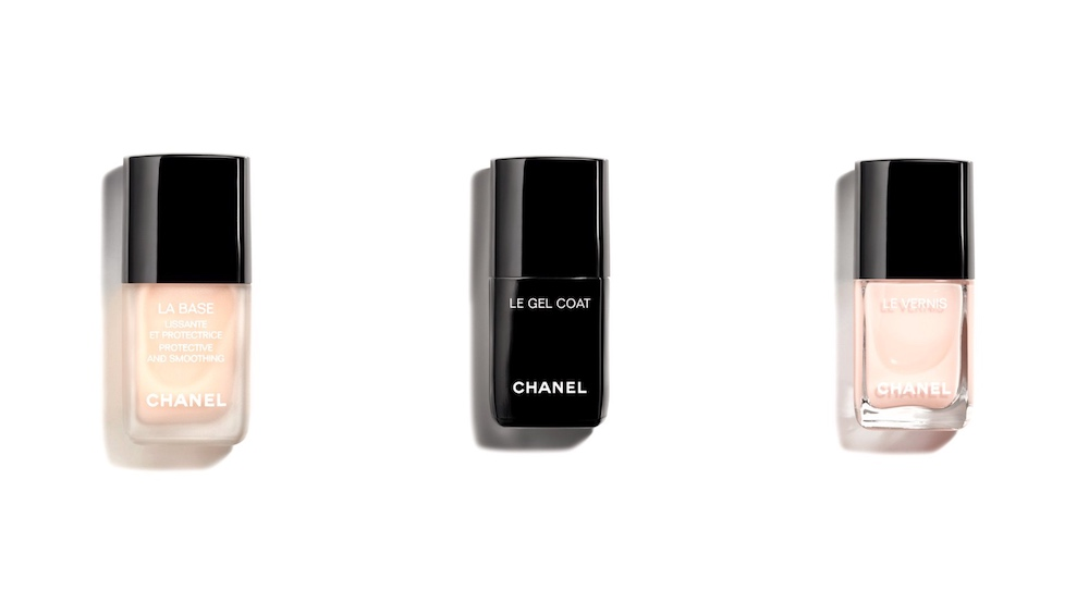 nail polish used for the CHANEL Haute Couture SS21 Beauty Look