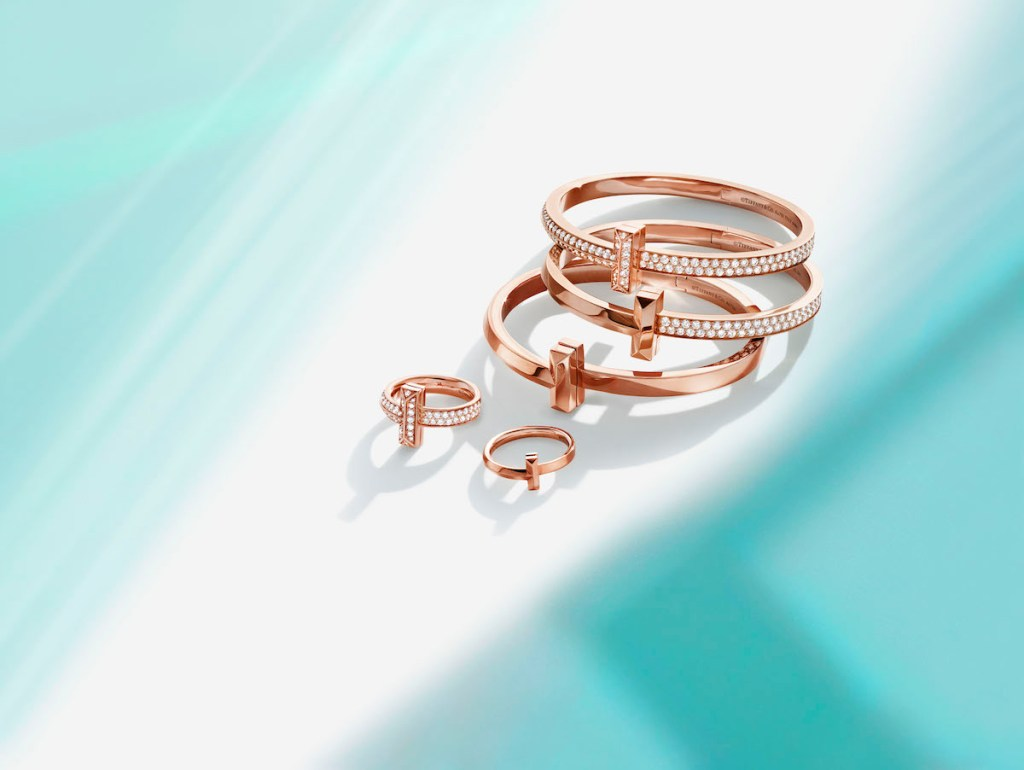 Tiffany & Co. T1 pieces