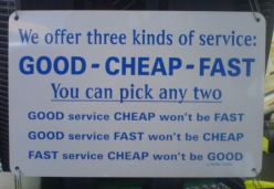 truthful sign