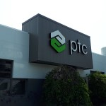 image of the Channel Letter Sign at PTC
