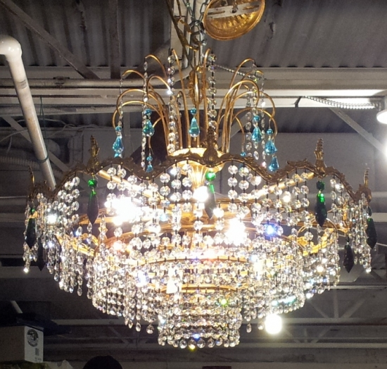 Antique Boutique Chandeliers