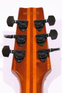Pantera headstock rear