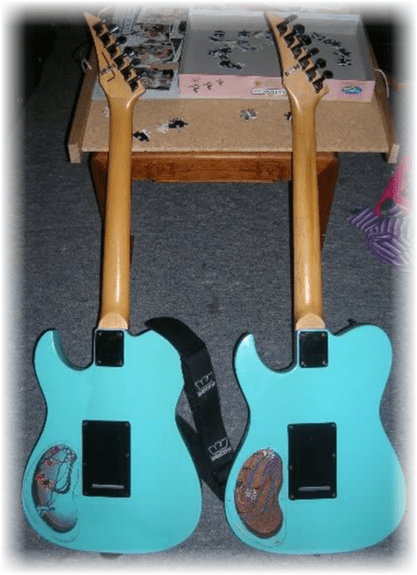 C:\Users\Barry\Desktop\Westone Guitars for Resto Section of Website\Corsair\'87 Clipper pix\'87 clipper back compare.png