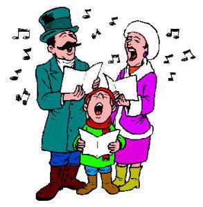 singing-christmas-carols