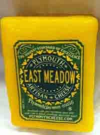 Plymouth Artisan East Meadow Cheese
