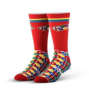 Froot Loops Cool Socks