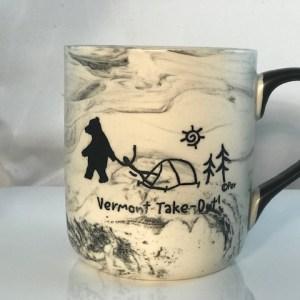 Vermont Take Out Mug