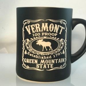 Vermont 100 Proof Mug