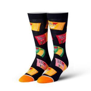 Ramen Noodles Cool Socks