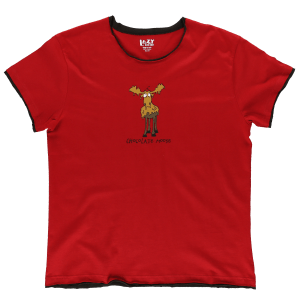 Chocolate Moose | Women's Regular Fit Tee