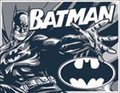 Batman – Duotone