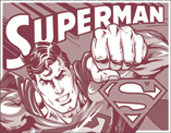 Superman – Duotone