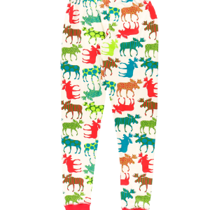 Pattern Moose | Women's Legging