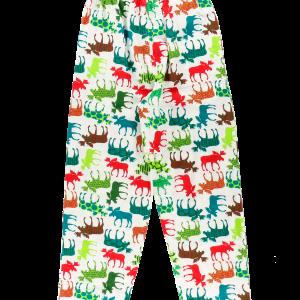 Pattern Moose | Unisex PJ Pants