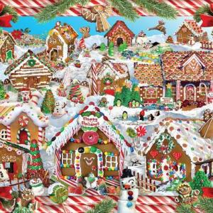 Gingerbread Village 1000 pc.