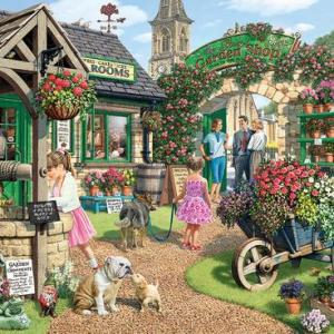 The Garden Shop 1000 pc.