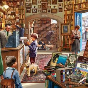 Cozy BookShop 300 pc.