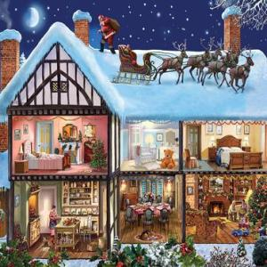 Christmas House 1000 pc.