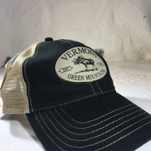 Vermont Moose – Green Mtns. Mesh Baseball Hat