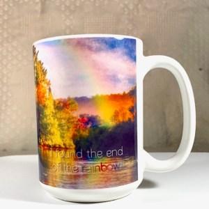 Vermont Landscape Mug