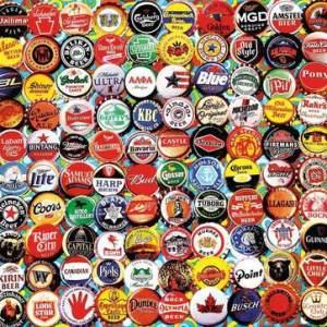 Beer Caps 1000 pc.
