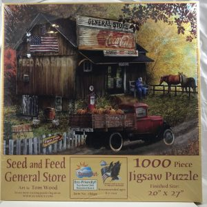 Seed and Feed General Store 1000 pc.