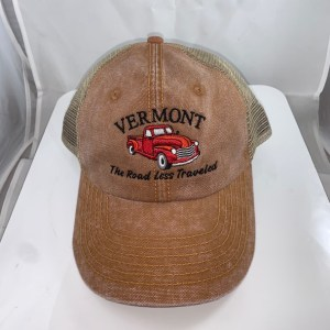 Vermont Road Less Traveled Hat