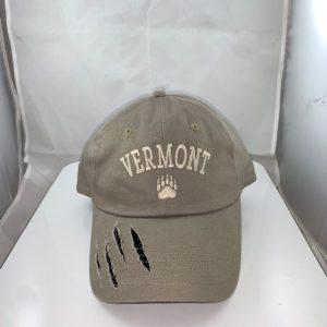 Vermont Bear Paw Scratch Hat