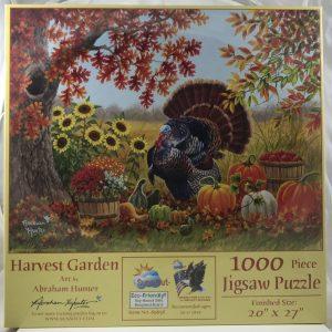 Harvest Garden 1000 pc.