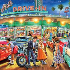 American Drive In 1000 pc.