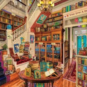 Readers Paradise 1000 pc.